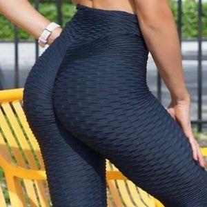 Booty-Lift Anti-Cellulite leggings
